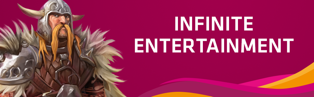 Header News Infinite Entertainment